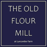 The Old Flour Mill at Lurcombe Farm Logo